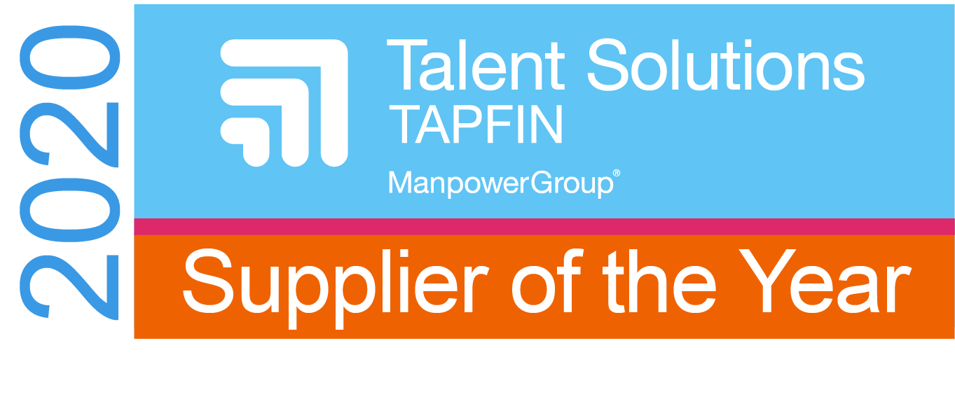 TAPFIN Top Partner Award – 2020 Supplier of the Year Badge